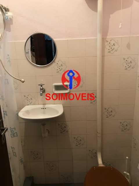 Banheiro de serviço - Casa 5 quartos à venda Cachambi, Rio de Janeiro - R$ 900.000 - TJCA50011 - 16