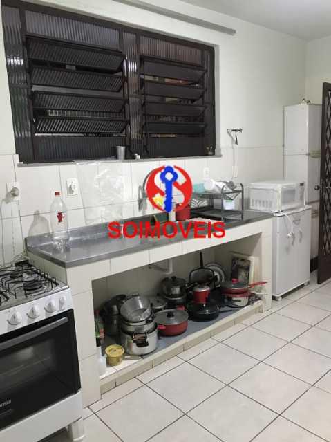 Cozinha - Casa 5 quartos à venda Cachambi, Rio de Janeiro - R$ 900.000 - TJCA50011 - 17