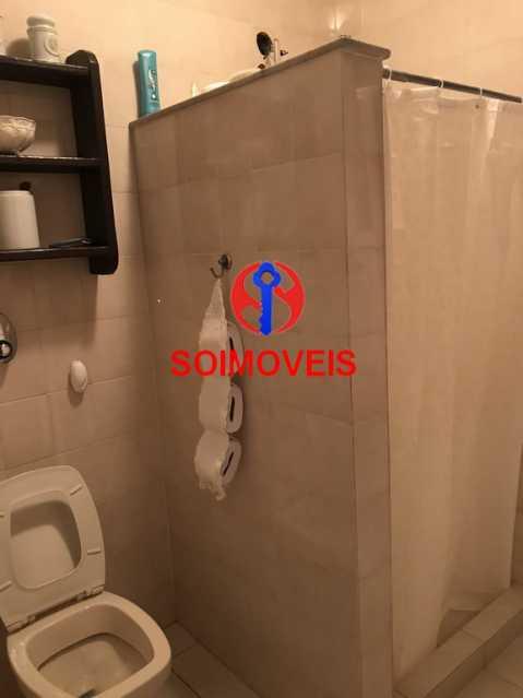 Banheiro da Suíte - Casa 5 quartos à venda Cachambi, Rio de Janeiro - R$ 900.000 - TJCA50011 - 20