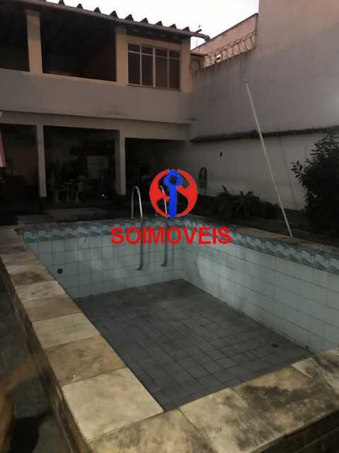 Piscina - Casa 5 quartos à venda Cachambi, Rio de Janeiro - R$ 900.000 - TJCA50011 - 22
