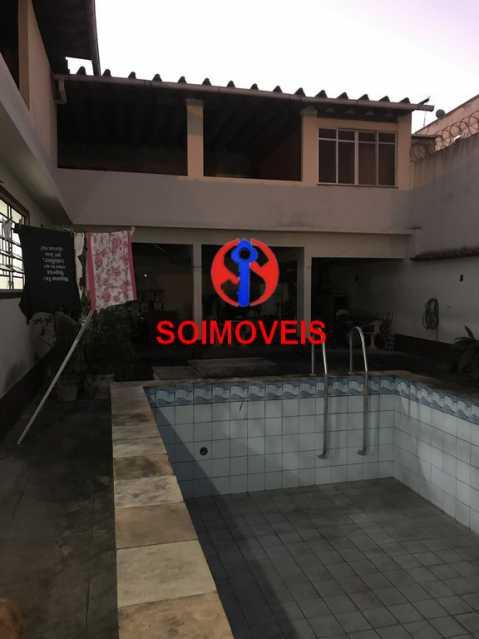 Piscina - Casa 5 quartos à venda Cachambi, Rio de Janeiro - R$ 900.000 - TJCA50011 - 21