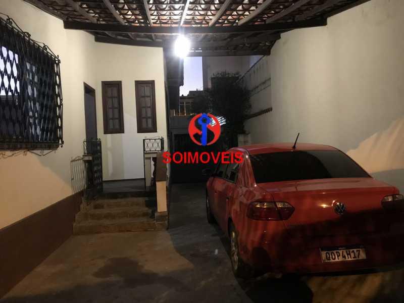 Entrada e Garagem  - Casa 5 quartos à venda Cachambi, Rio de Janeiro - R$ 900.000 - TJCA50011 - 1