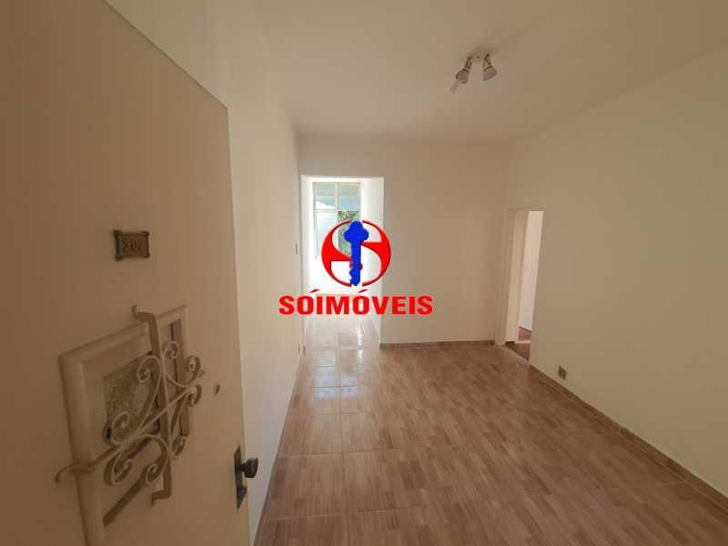 SALA - Apartamento 2 quartos à venda Riachuelo, Rio de Janeiro - R$ 300.000 - TJAP21088 - 1