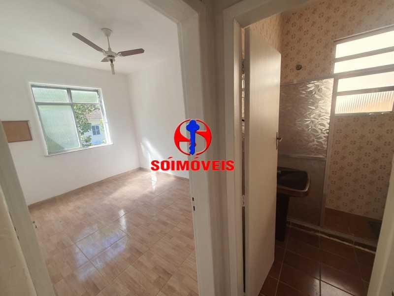SUÍTE - Apartamento 2 quartos à venda Riachuelo, Rio de Janeiro - R$ 300.000 - TJAP21088 - 8