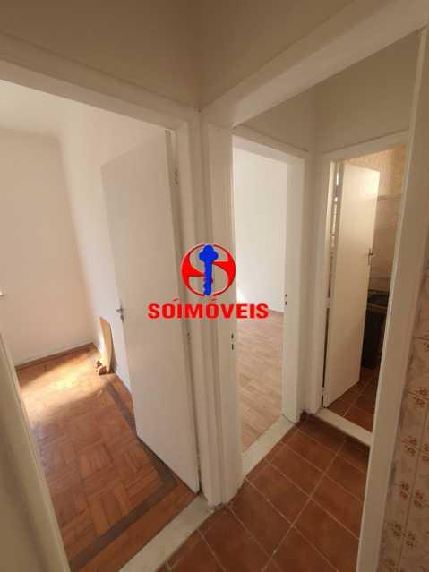 SUÍTE E QUARTO  - Apartamento 2 quartos à venda Riachuelo, Rio de Janeiro - R$ 300.000 - TJAP21088 - 7