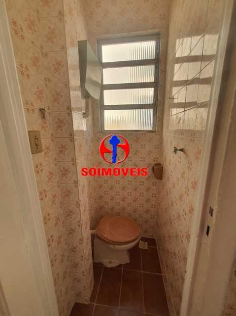 BANHEIRO SOCIAL - Apartamento 2 quartos à venda Riachuelo, Rio de Janeiro - R$ 300.000 - TJAP21088 - 12
