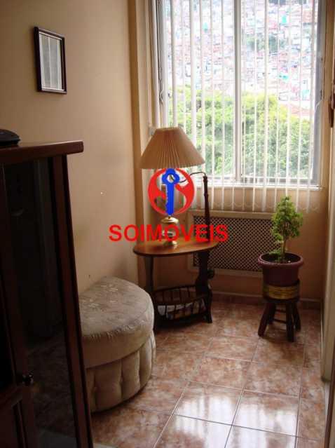 sl - Apartamento 2 quartos à venda Botafogo, Rio de Janeiro - R$ 600.000 - TJAP21089 - 3