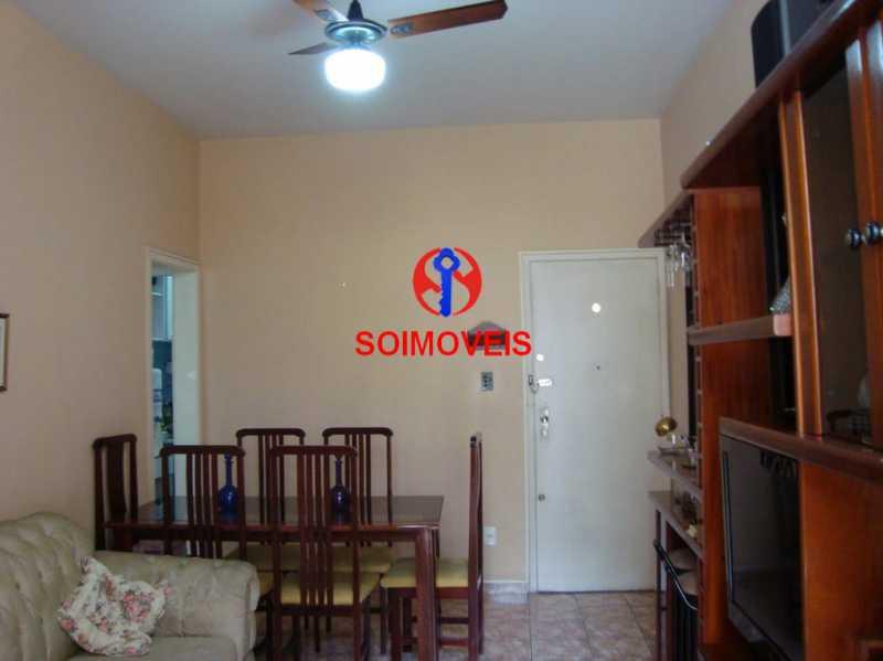 sl - Apartamento 2 quartos à venda Botafogo, Rio de Janeiro - R$ 600.000 - TJAP21089 - 4