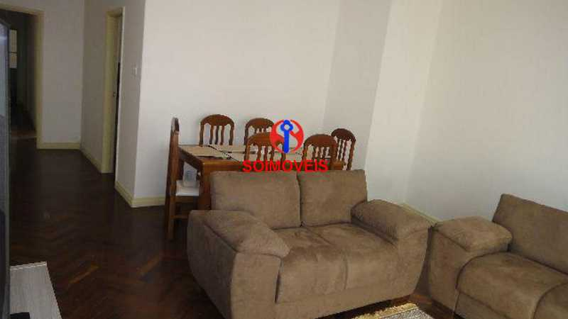 Sala - Apartamento 4 quartos à venda Flamengo, Rio de Janeiro - R$ 899.000 - TJAP40037 - 1