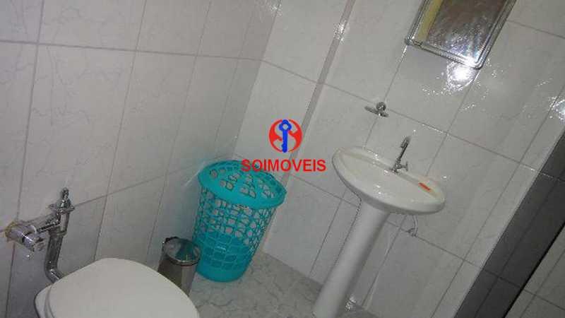 Banheiro - Apartamento 4 quartos à venda Flamengo, Rio de Janeiro - R$ 899.000 - TJAP40037 - 9