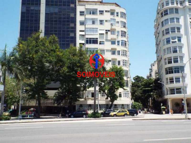 Fachada - Apartamento 4 quartos à venda Flamengo, Rio de Janeiro - R$ 899.000 - TJAP40037 - 19