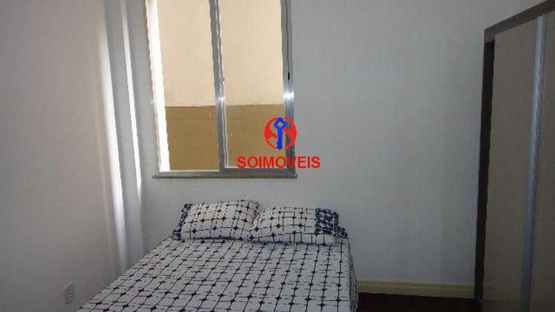 Quarto - Apartamento 4 quartos à venda Flamengo, Rio de Janeiro - R$ 899.000 - TJAP40037 - 8