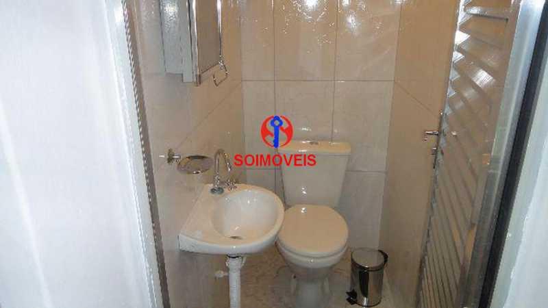 Banheiro - Apartamento 4 quartos à venda Flamengo, Rio de Janeiro - R$ 899.000 - TJAP40037 - 12