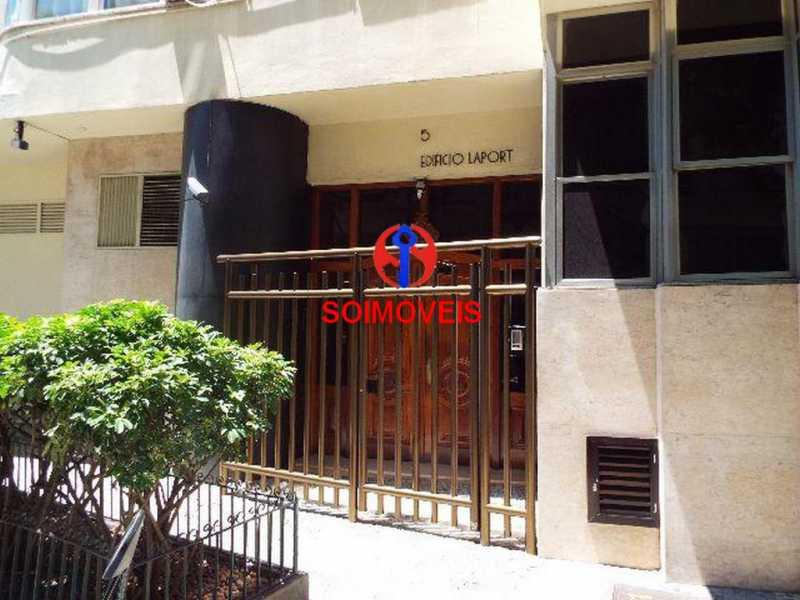 Portaria - Apartamento 4 quartos à venda Flamengo, Rio de Janeiro - R$ 899.000 - TJAP40037 - 20