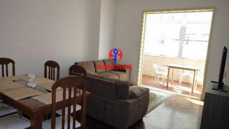 Sala - Apartamento 4 quartos à venda Flamengo, Rio de Janeiro - R$ 899.000 - TJAP40037 - 3