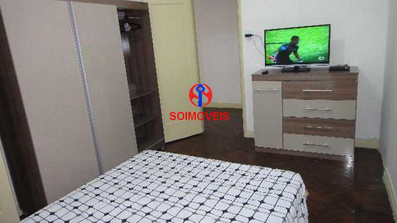 Quarto - Apartamento 4 quartos à venda Flamengo, Rio de Janeiro - R$ 899.000 - TJAP40037 - 14