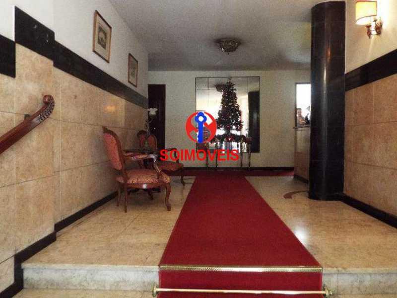 Hall  - Apartamento 4 quartos à venda Flamengo, Rio de Janeiro - R$ 899.000 - TJAP40037 - 21
