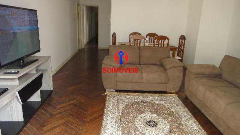Sala - Apartamento 4 quartos à venda Flamengo, Rio de Janeiro - R$ 899.000 - TJAP40037 - 4