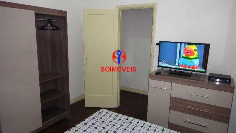 Quarto - Apartamento 4 quartos à venda Flamengo, Rio de Janeiro - R$ 899.000 - TJAP40037 - 17