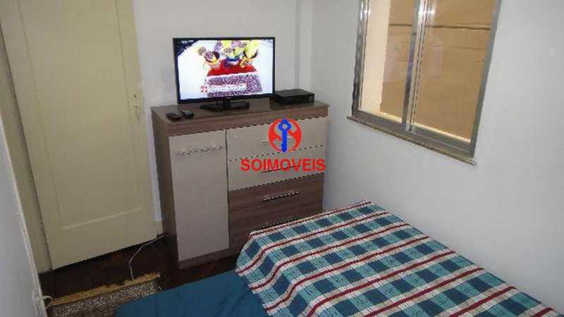 Quarto - Apartamento 4 quartos à venda Flamengo, Rio de Janeiro - R$ 899.000 - TJAP40037 - 18