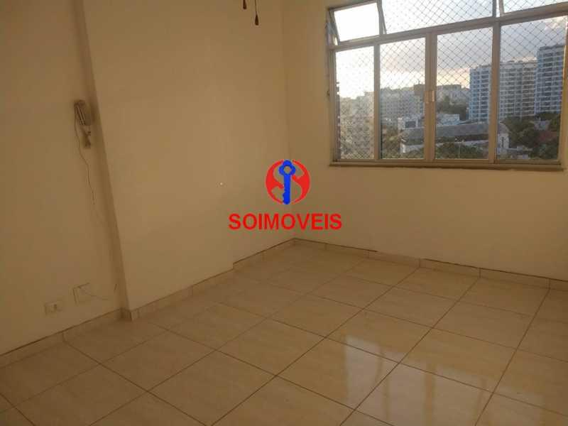 sl - Apartamento 2 quartos à venda Estácio, Rio de Janeiro - R$ 470.000 - TJAP21093 - 1