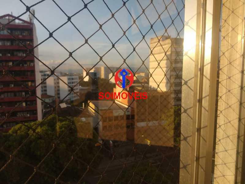 vis - Apartamento 2 quartos à venda Estácio, Rio de Janeiro - R$ 470.000 - TJAP21093 - 12
