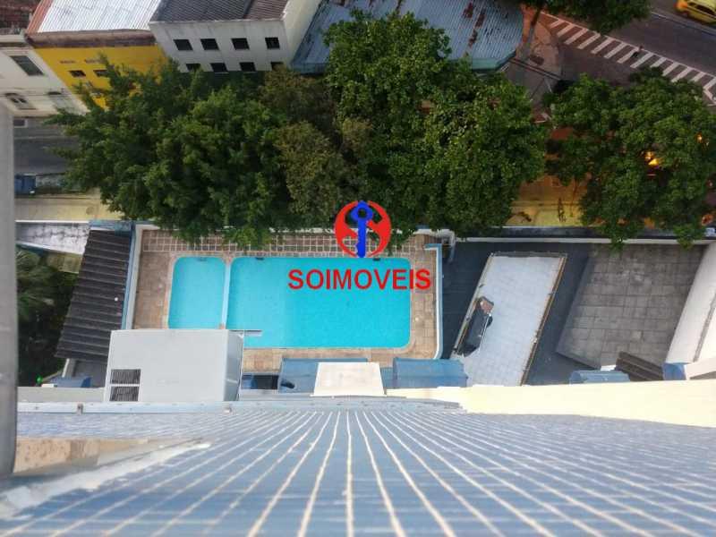 vis - Apartamento 2 quartos à venda Estácio, Rio de Janeiro - R$ 470.000 - TJAP21093 - 14
