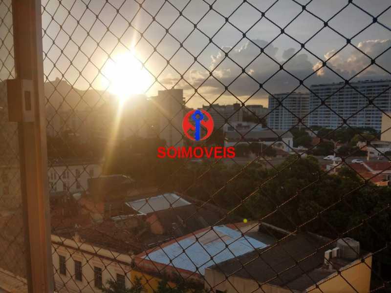 vis - Apartamento 2 quartos à venda Estácio, Rio de Janeiro - R$ 470.000 - TJAP21093 - 13