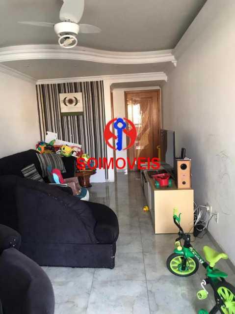 Sala - Apartamento 2 quartos à venda Cachambi, Rio de Janeiro - R$ 440.000 - TJAP21094 - 1
