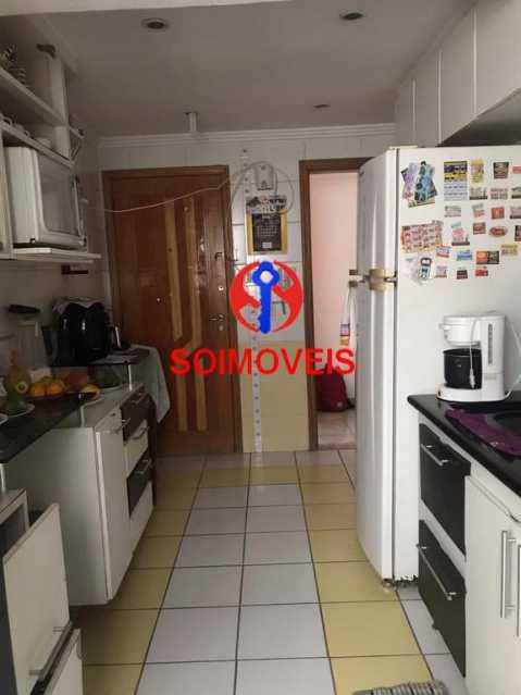 Cozinha - Apartamento 2 quartos à venda Cachambi, Rio de Janeiro - R$ 440.000 - TJAP21094 - 7