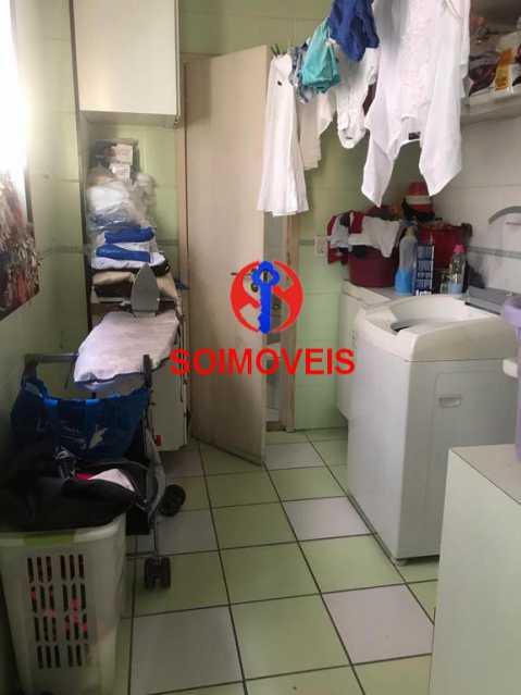 Área de serviço - Apartamento 2 quartos à venda Cachambi, Rio de Janeiro - R$ 440.000 - TJAP21094 - 11