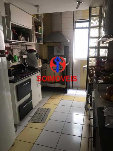 Cozinha - Apartamento 2 quartos à venda Cachambi, Rio de Janeiro - R$ 440.000 - TJAP21094 - 8