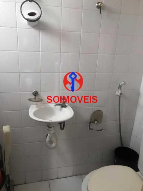 Banheiro de serviço - Apartamento 2 quartos à venda Cachambi, Rio de Janeiro - R$ 440.000 - TJAP21094 - 12