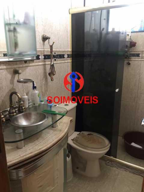 Banheiro social - Apartamento 2 quartos à venda Cachambi, Rio de Janeiro - R$ 440.000 - TJAP21094 - 9