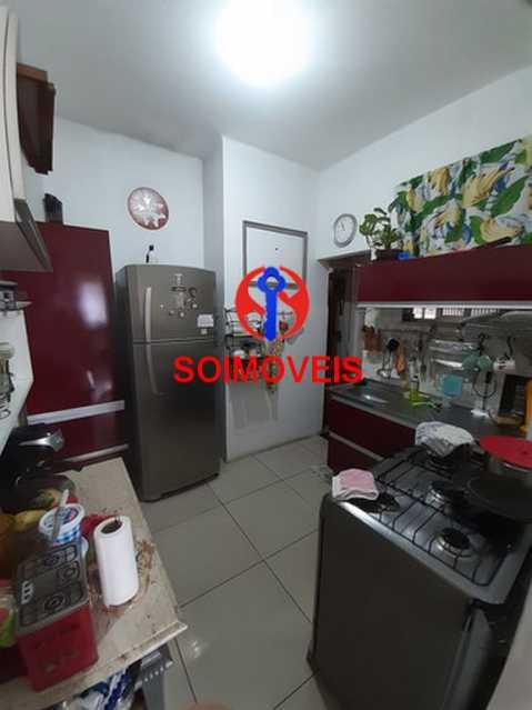 Cozinha - Apartamento 2 quartos à venda Engenho Novo, Rio de Janeiro - R$ 200.000 - TJAP21095 - 8
