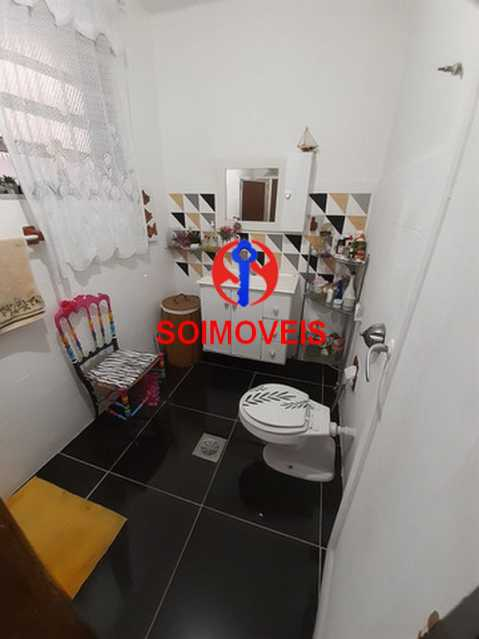 Banheiro social - Apartamento 2 quartos à venda Engenho Novo, Rio de Janeiro - R$ 200.000 - TJAP21095 - 9