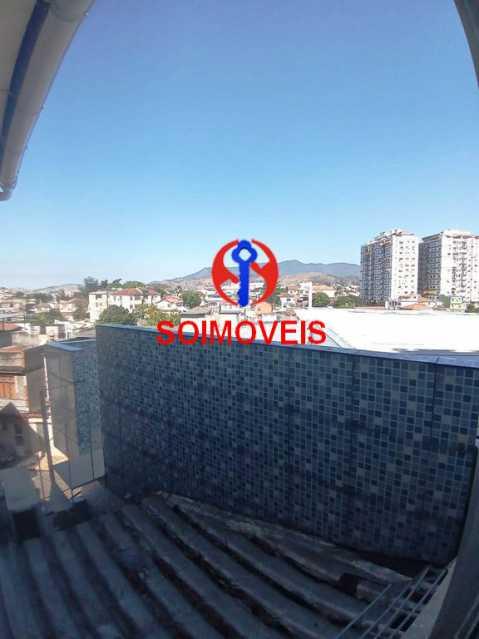 vis - Apartamento 2 quartos à venda Cachambi, Rio de Janeiro - R$ 250.000 - TJAP21102 - 18
