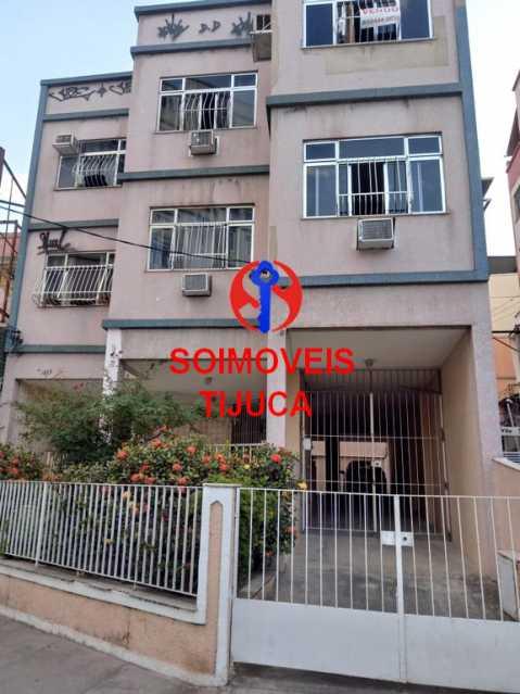 6-fac2 - Apartamento 2 quartos à venda Méier, Rio de Janeiro - R$ 270.000 - TJAP21105 - 1