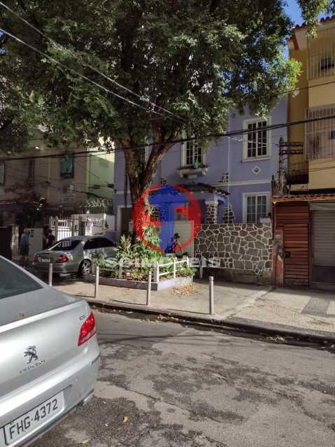 FACHADA - Casa 4 quartos à venda Grajaú, Rio de Janeiro - R$ 1.380.000 - TJCA40030 - 1