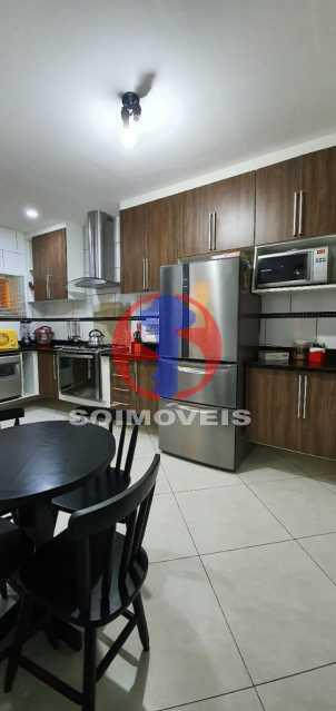 COPA /COZ. - Casa 4 quartos à venda Grajaú, Rio de Janeiro - R$ 1.380.000 - TJCA40030 - 10