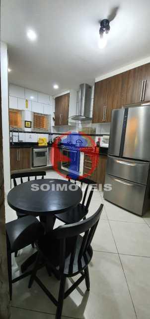 COPA/COZ. - Casa 4 quartos à venda Grajaú, Rio de Janeiro - R$ 1.380.000 - TJCA40030 - 9