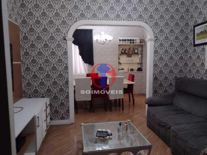 SALA DE ESTAR - Casa 4 quartos à venda Grajaú, Rio de Janeiro - R$ 1.380.000 - TJCA40030 - 7