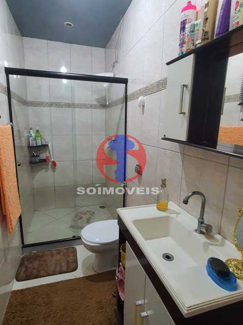 WC - Casa 4 quartos à venda Grajaú, Rio de Janeiro - R$ 1.380.000 - TJCA40030 - 16