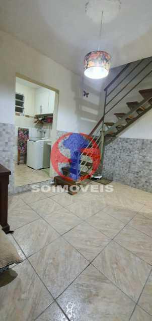 HALL  - Casa 4 quartos à venda Grajaú, Rio de Janeiro - R$ 1.380.000 - TJCA40030 - 24