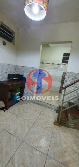 HALL  - Casa 4 quartos à venda Grajaú, Rio de Janeiro - R$ 1.380.000 - TJCA40030 - 25