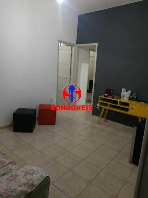 SALA - Apartamento 2 quartos à venda Grajaú, Rio de Janeiro - R$ 430.000 - TJAP21106 - 3