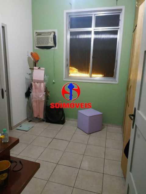 QUARTO - Apartamento 2 quartos à venda Grajaú, Rio de Janeiro - R$ 430.000 - TJAP21106 - 7
