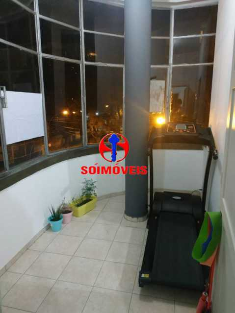 VARANDA DE INVERNO - Apartamento 2 quartos à venda Grajaú, Rio de Janeiro - R$ 430.000 - TJAP21106 - 11