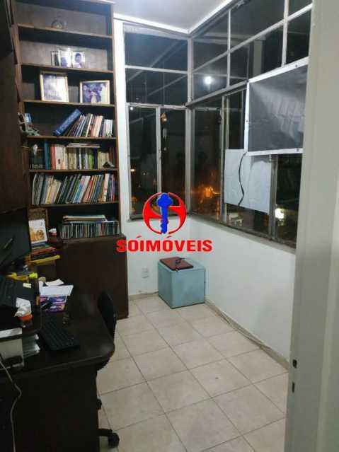 ESCRITORIO - Apartamento 2 quartos à venda Grajaú, Rio de Janeiro - R$ 430.000 - TJAP21106 - 8