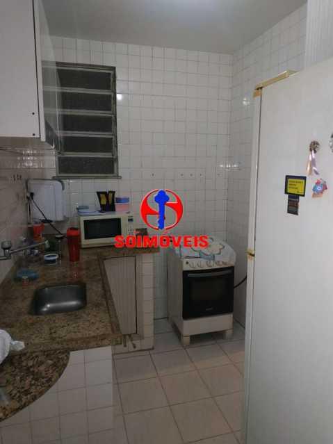COZINHA - Apartamento 2 quartos à venda Grajaú, Rio de Janeiro - R$ 430.000 - TJAP21106 - 5